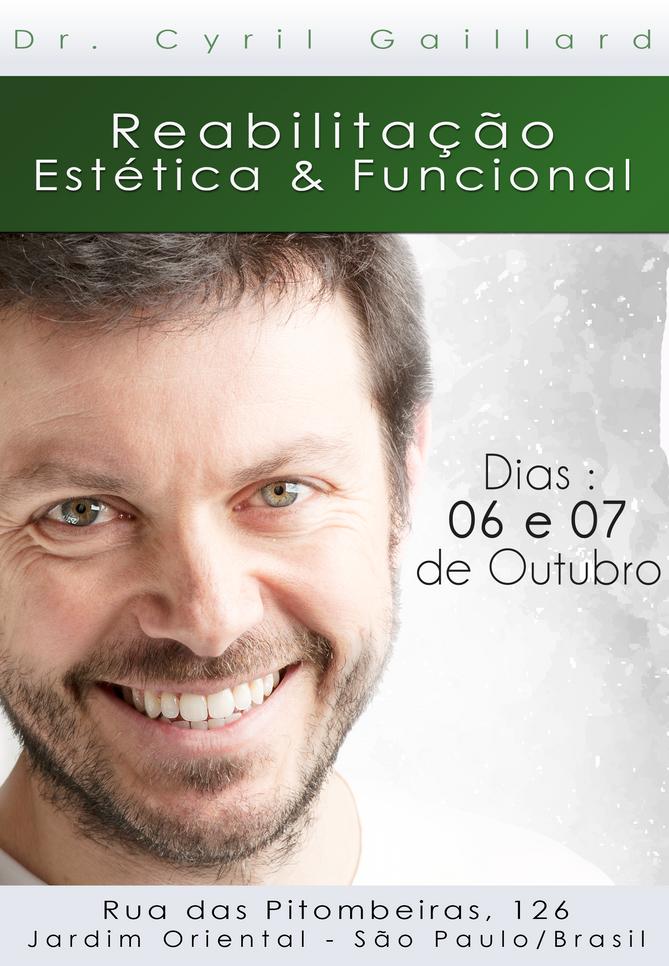Curso de Reabilitação Estética e Funcional