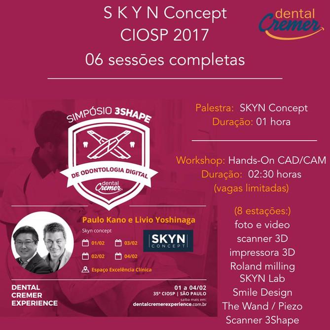SKYN Concept CIOSP 2017