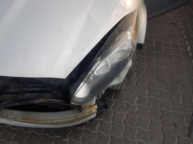 Ford Fiesta Silver