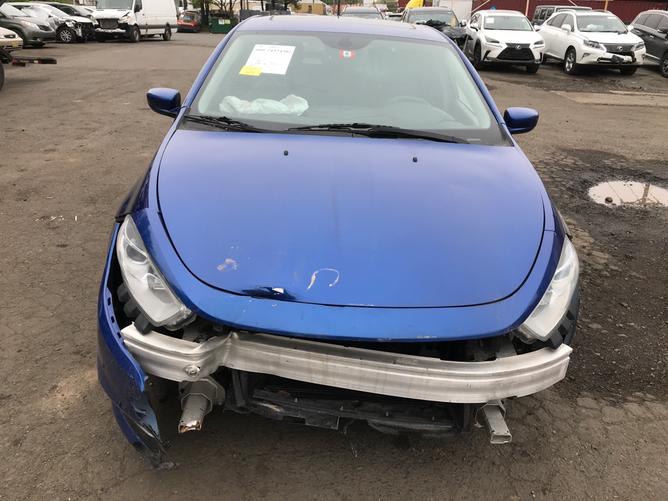 Dodge Dark Blue