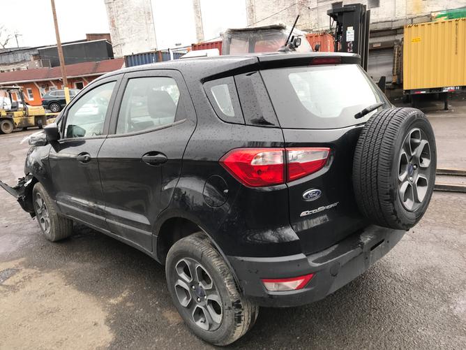 Ford EcoSport Black rear3