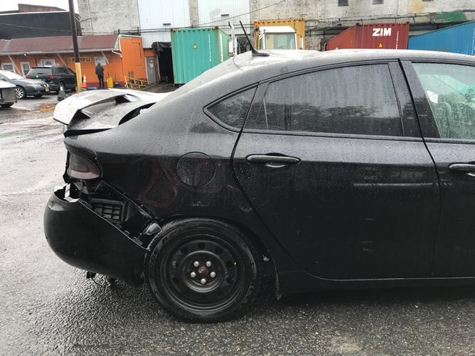 Dodge Dark Black