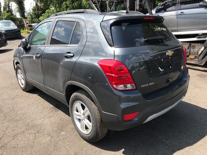 Chevrolet Trax Gray