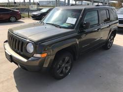 Авторазборка Jeep Patriot