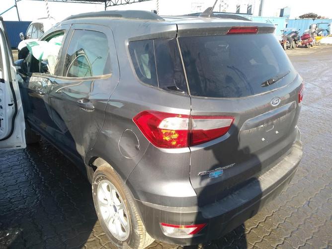 Ford Ecosport Gray rear1