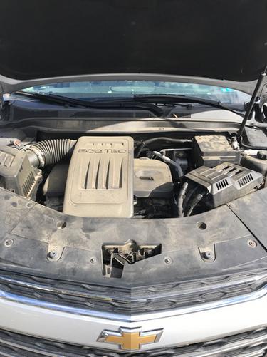 Chevrolet Equinox Engine
