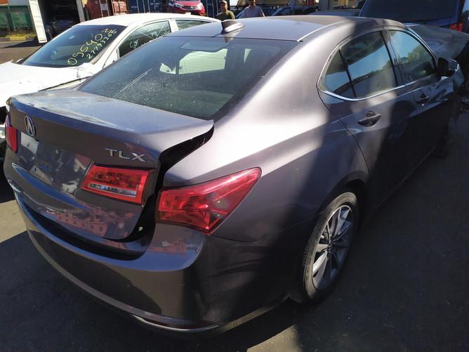 Acura TLX Gray Rear side