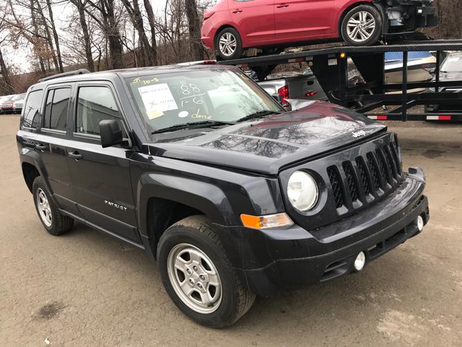 Jeep Patriot Black