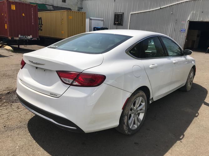 Chrysler 200 White