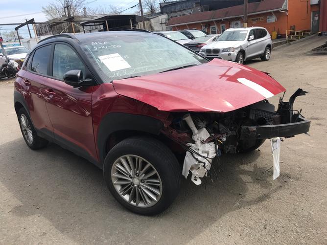 Hyundai Kona - вид сбоку №2