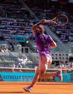 Rafa Nadal Madrid/Rome 202
