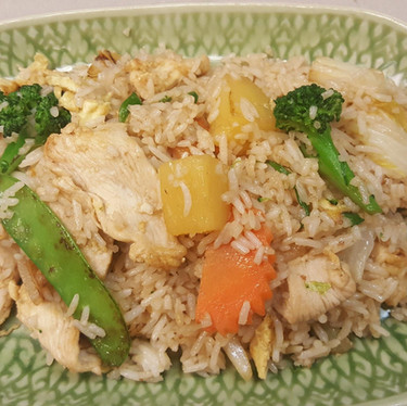 Pineapple Fired Rice