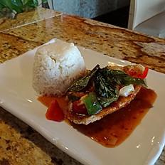 Spicy Fish (Place Rad Prik)