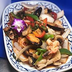SP2) GRA PRAO TALAY (Basil Seafood)