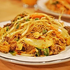 Lion City Noodles