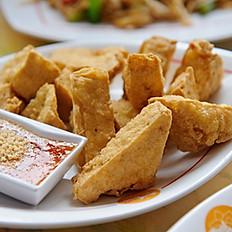 Tofu Triangles