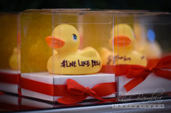Celebirty Signed Rubber Duckies
