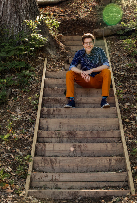 Senior Sessions - Nathan