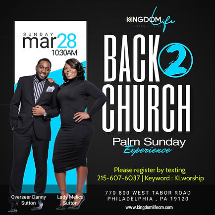 Copy of BACK TO CHURCH SUNDAY - Made wit