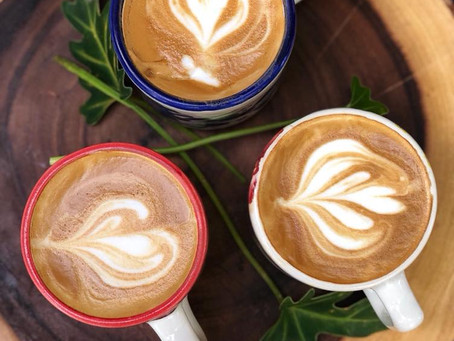 Coffee shops: the taste of success.