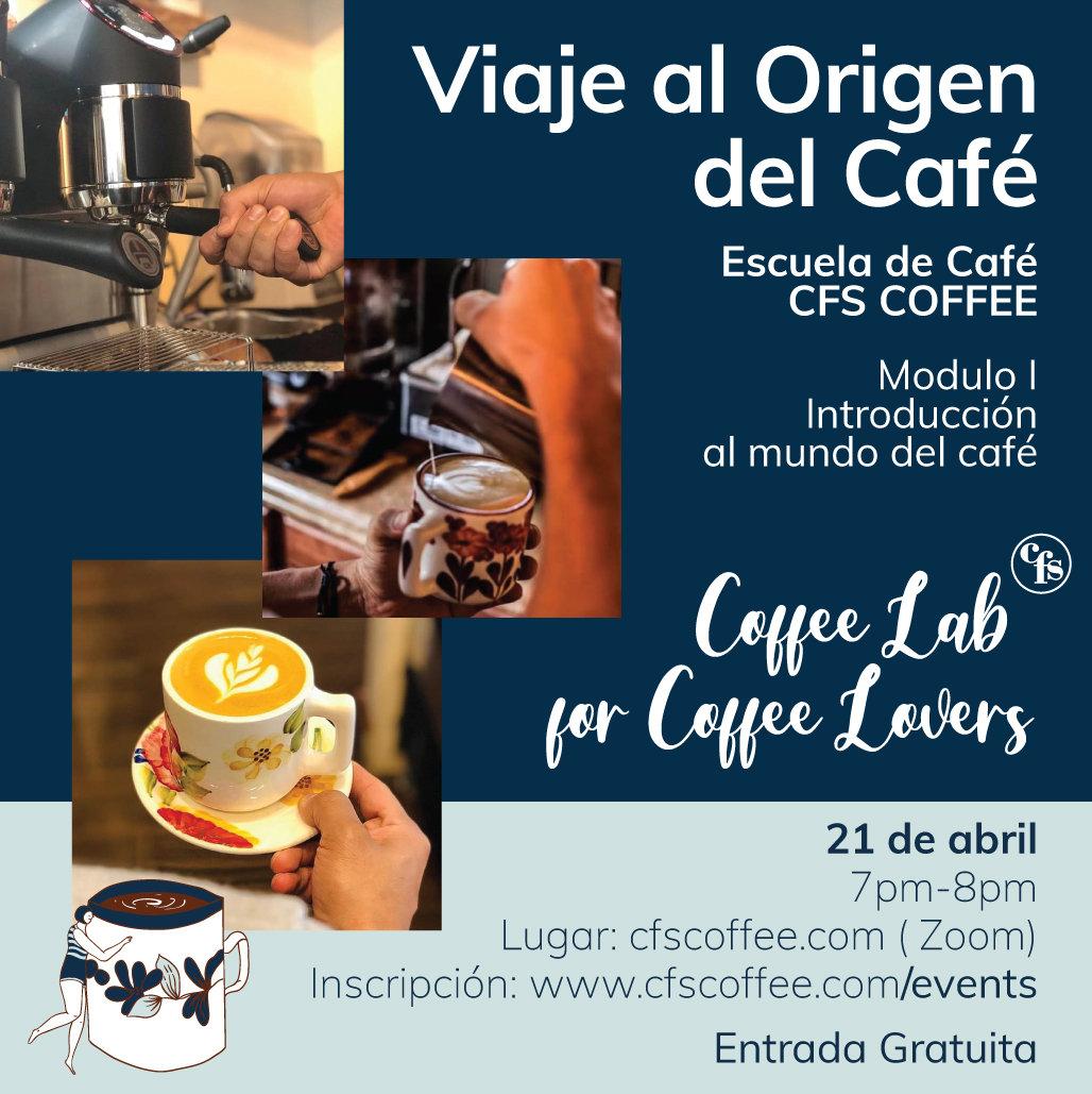 Escuela de Café/ Coffee School