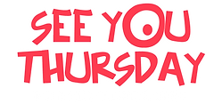 Image result for see you thursday