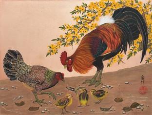 Kinue Kai Silk Painting Gallery