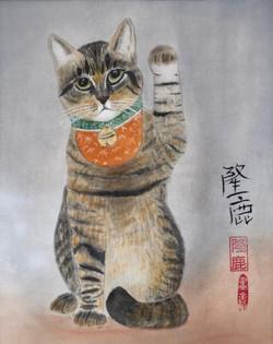 Bell the cat by Karen