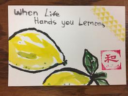 Lemons etegami