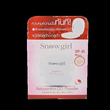 Snowgirl Astaxanthin DD Powder SPF45 PA+++