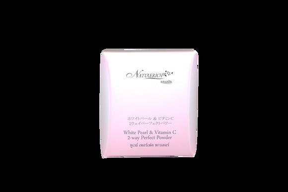 NATURERICH WHITE PEAL & VITAMIN C 2-WAY PERFECT POWDER