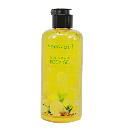 SNOWGIRLSNAIL & LEMON BODY GEL