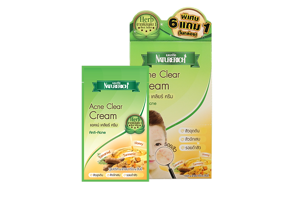 Naturerich Acne Clear Cream