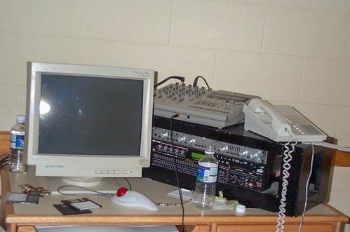 2001, College Music Recording Equipment