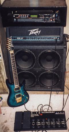 High School Guitar Rig