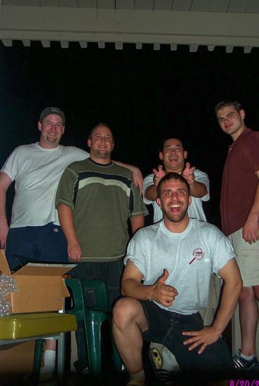 2001, Virginia Tech