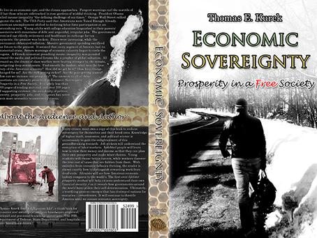 Revealed: Economic Sovereignty Cover & Graphic Design Decisions