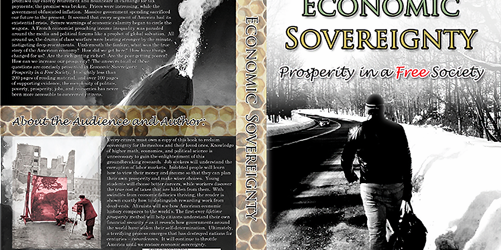 Paperback Published - Economic Sovereignty: Prosperity in a Free Society