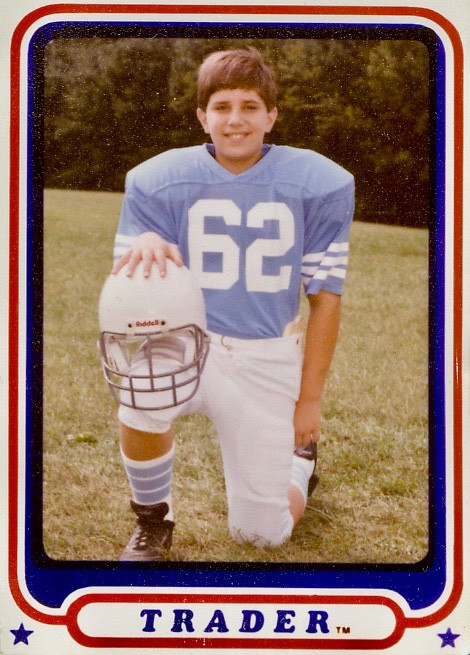 Age 10, Sterling Oilers