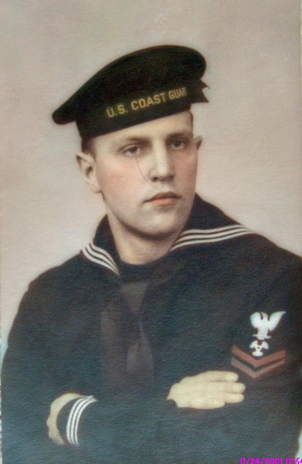 1943, August M. Kupco