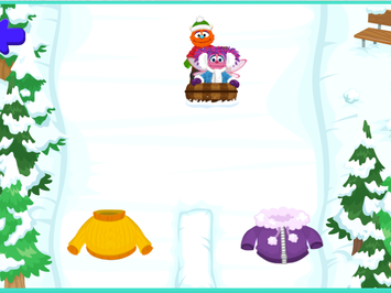Winter Themed Digital Speech Therapy Activities