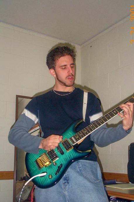 Age 21, Practicing Effigy