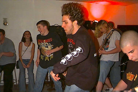 Age 18, Effigy Plays The Roadhouse