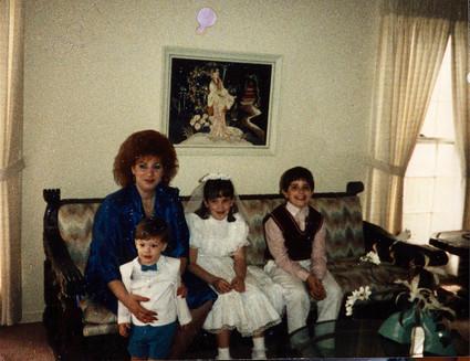1987, Bradley Farms, Oakton VA