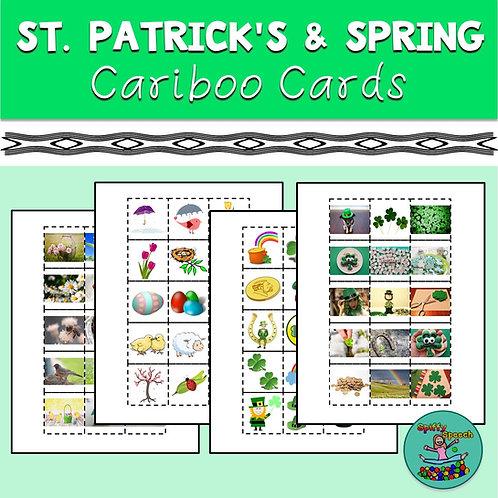 St. Patrick's & Spring Cariboo Cards
