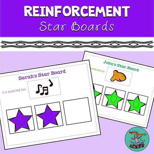 Reinforcement Star Boards