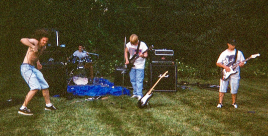 Age 18, Effigy Plays Pool Parties