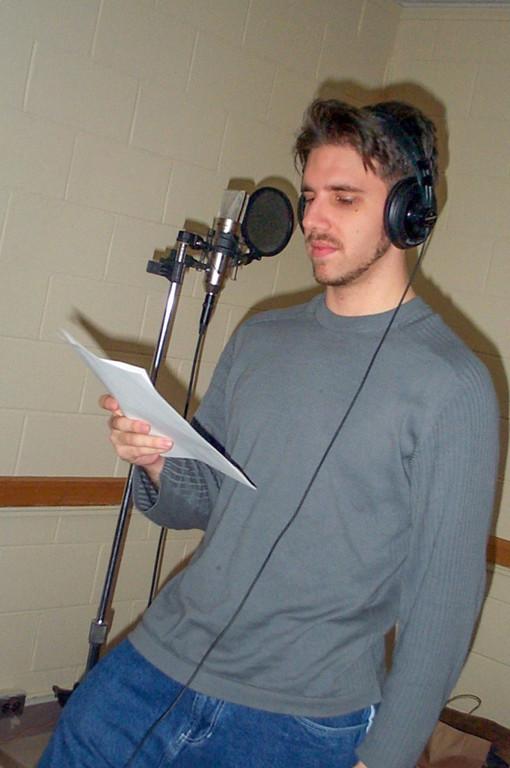 Age 21, Practicing Effigy Vocals