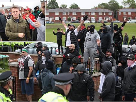 Censored: Islamist Assault in Peaceful UK Neighborhood
