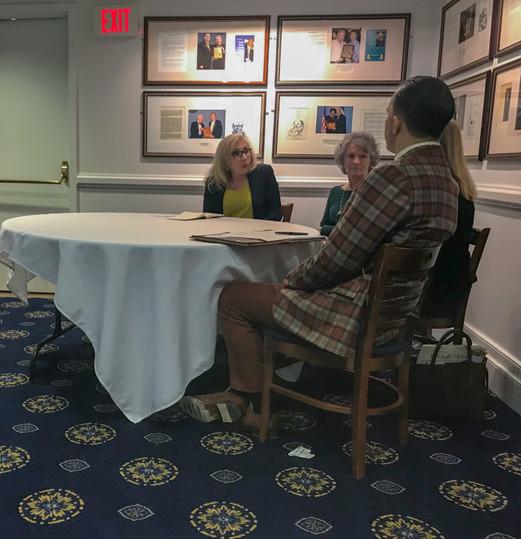 2018, National Press Club